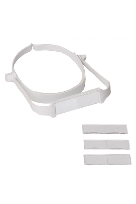 Lupa de Pala Vision - Branca - Lupas e Luminárias Estética - Estek | Site Oficial