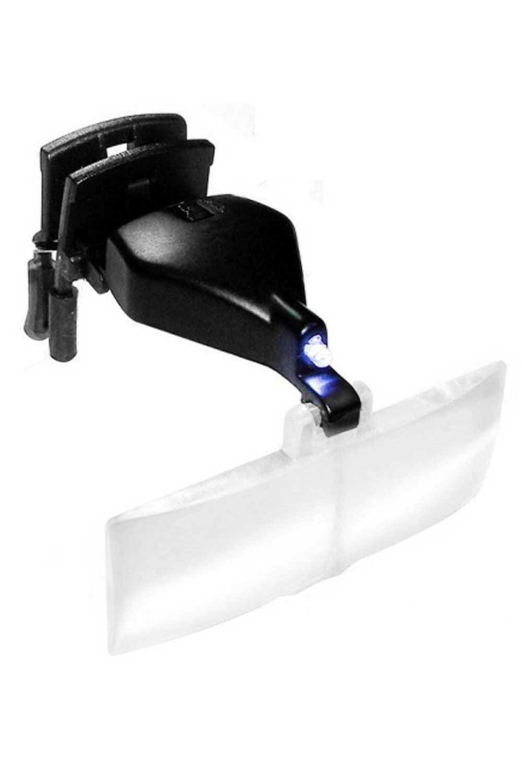 Lupa de Pala Vision - Eye - Lupas e Luminárias Estética - Estek | Site Oficial