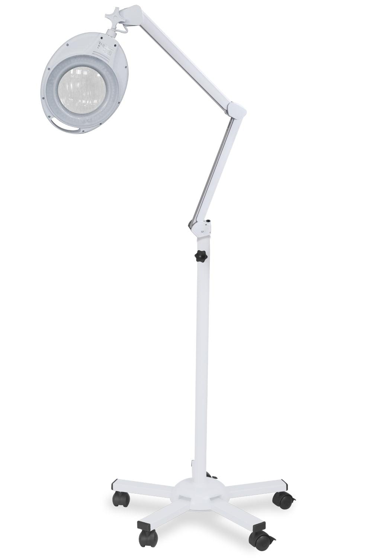 Lupa LED Round View Tripé - Estek - Lupas e Luminárias Estética - Estek | Site Oficial