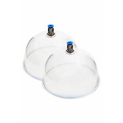 Jogo de Ventosas para Glúteo 19cm - Kit de Ventosas - Estek | Site Oficial