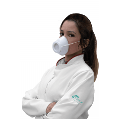 Mascara de Proteção Lavável + 100 filtros - Tamanho P - Remask
