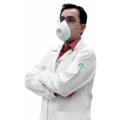 Mascara de Proteção Lavável + 100 filtros - Tamanho G - Remask