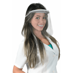 PRÉ VENDA Máscara de Proteção Facial - FaceShield - Estek