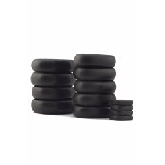 Kit 13 Pedras Vulcânicas Basálticas – Estek