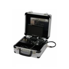 Video Micros. 250x c/ Monitor Maleta de Alumínio Portátil - Análise de Pele e Capilar - Estek | Site Oficial