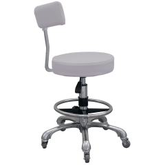 Capa de proteção para Mocho Luxo - Cinza - Cadeiras Mochos - Estek | Site Oficial
