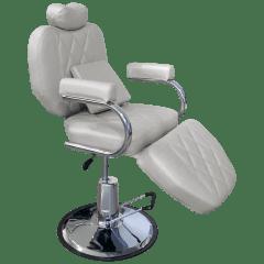 Cadeira de Maquiagem Reclinável Hidráulica  - Stabilitá | Estek - Maca Poltrona Hidráulica - Estek | Site Oficial